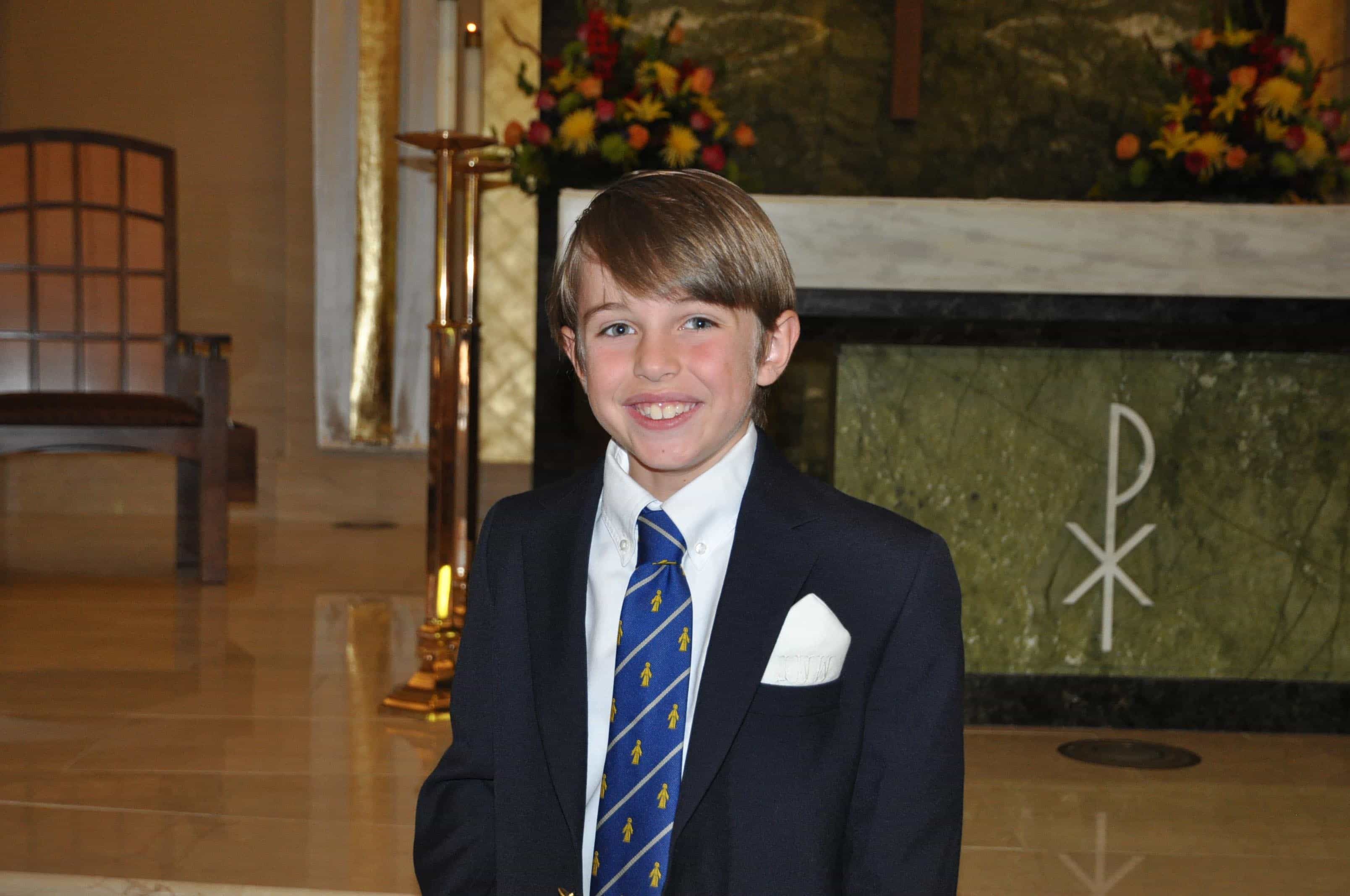 First Communion Dixie Delights