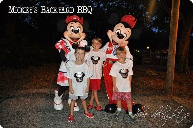 Mickey's Backyard BBQ – Dixie Delights