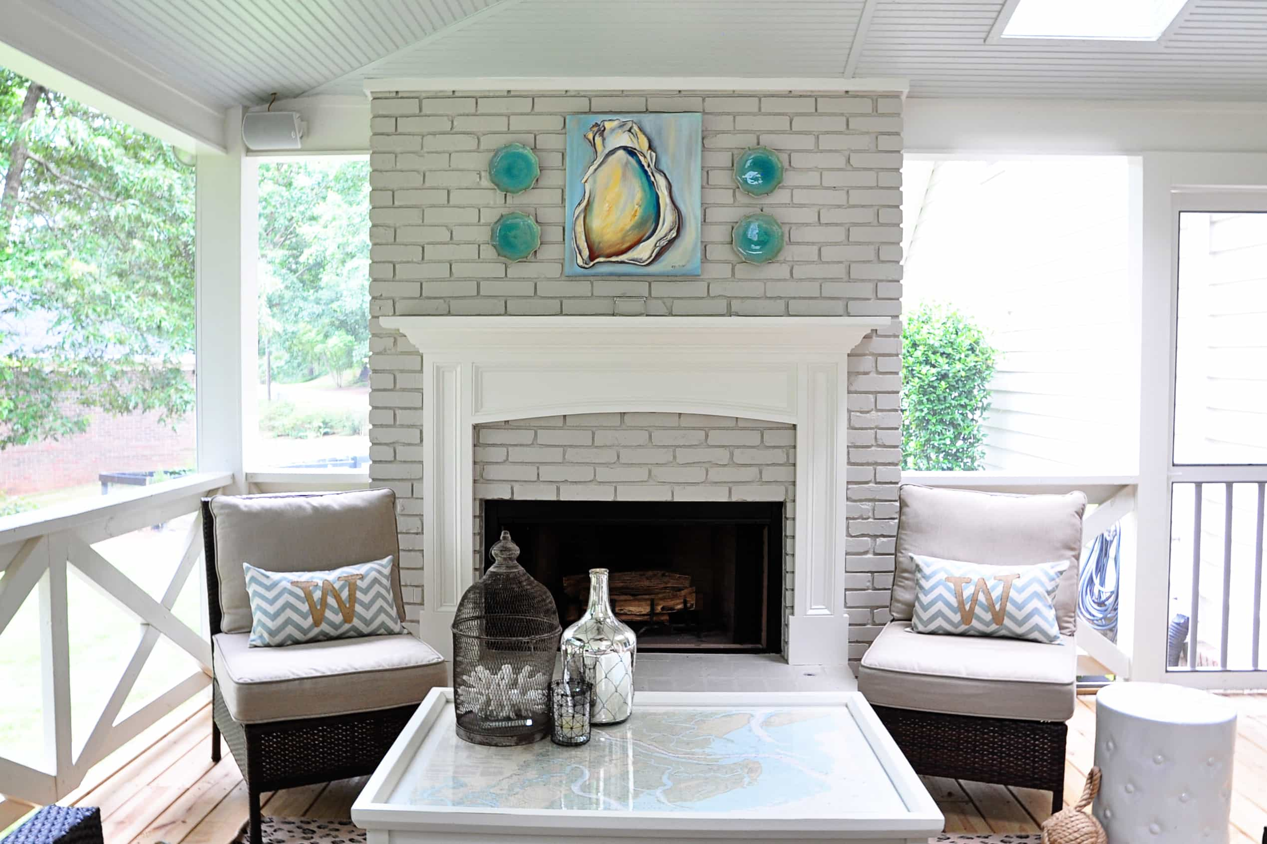 screened gallery virginia room springs american rooms exteriors outdoor stone fireplace paeonian masonry porch