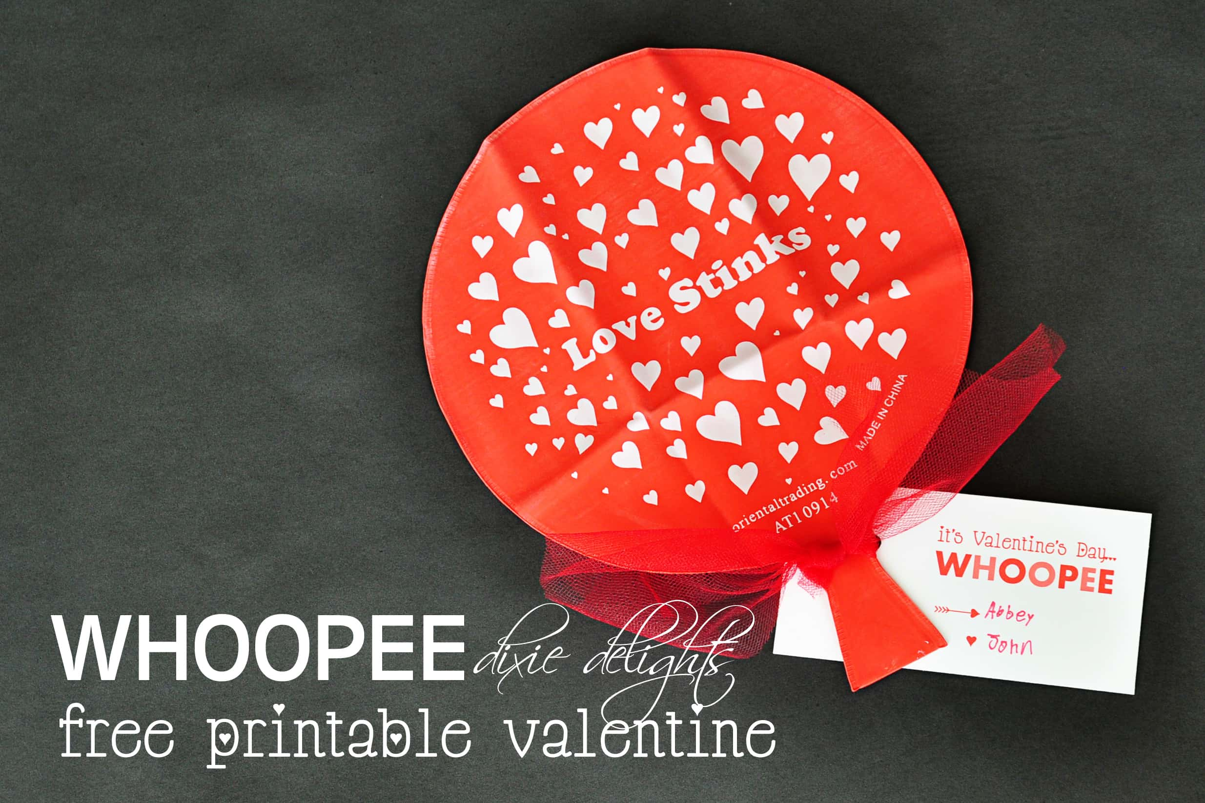 ... Whoopee Cushion Valentines. DSC_0050 Copy