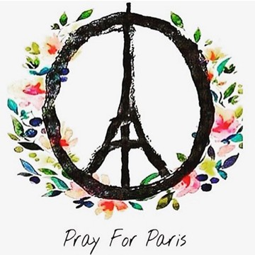 pray for paris dixie delights