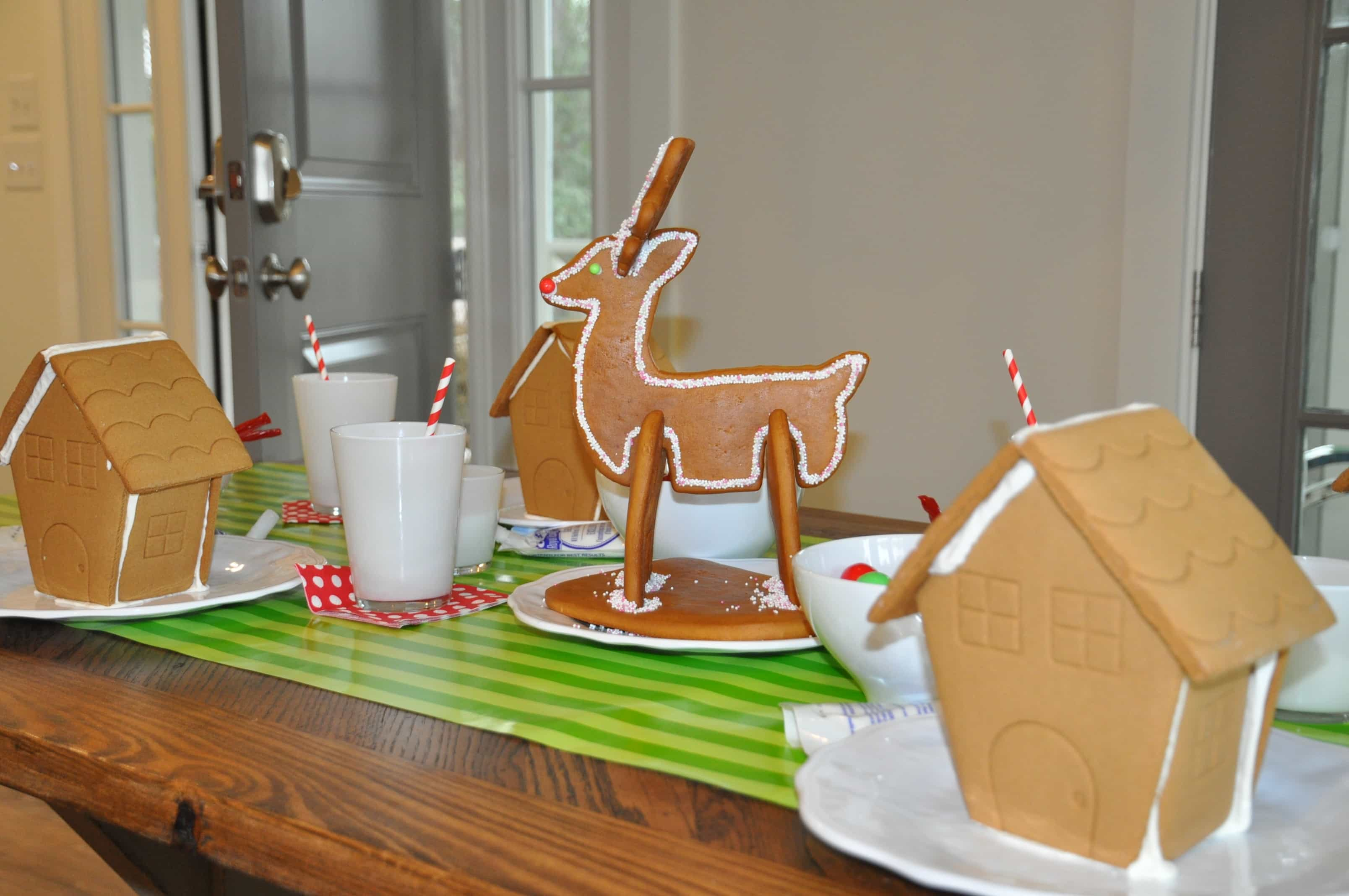 Annual Gingerbread Soiree Dixie Delights