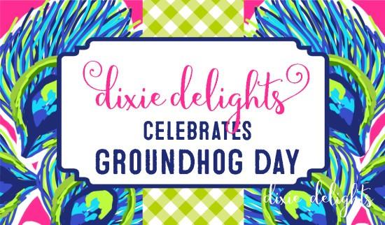 celebrates groundhog
