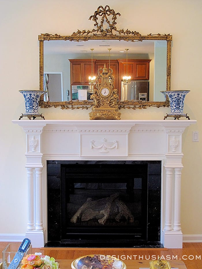 Den-Mantel-Mirror
