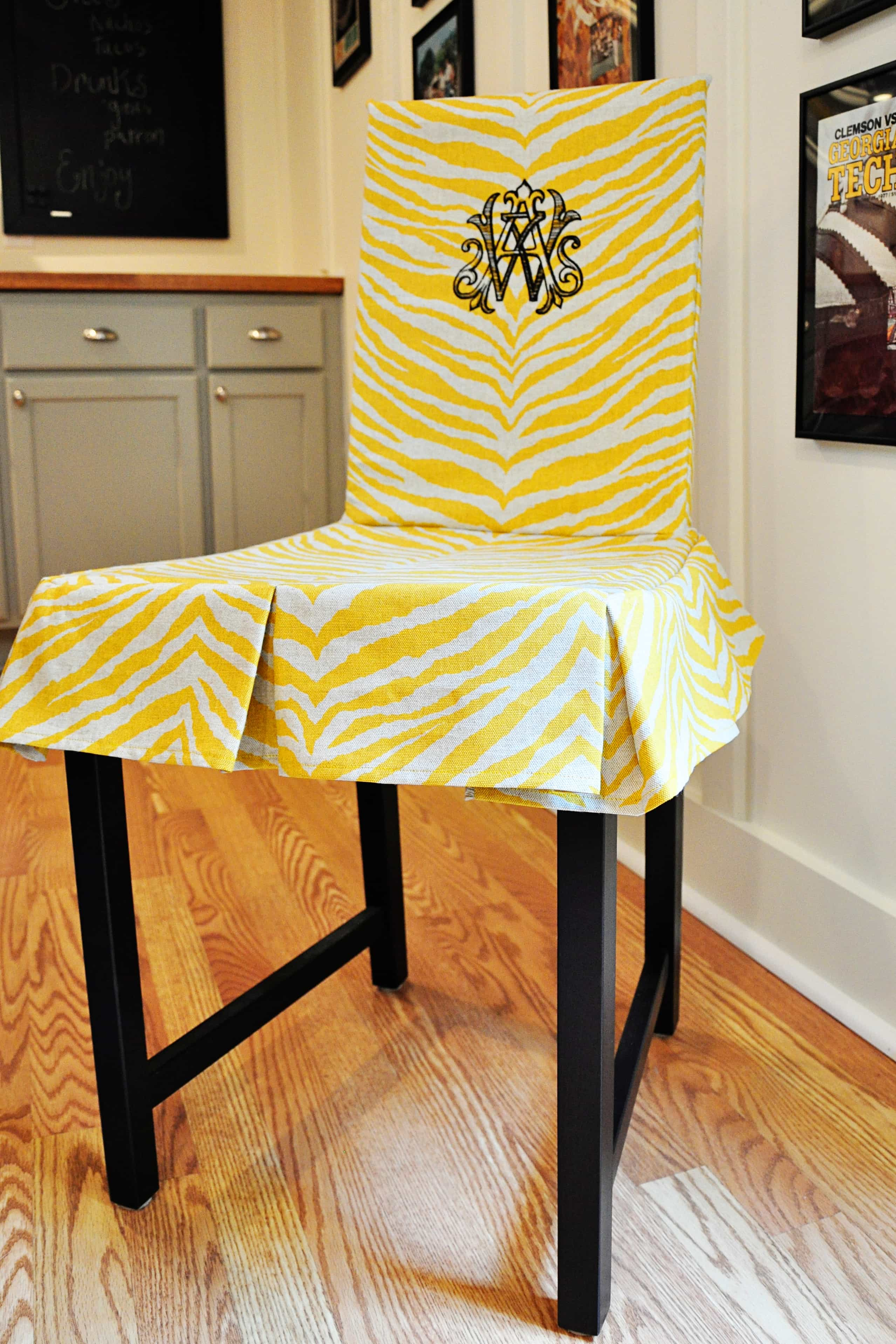 Another Ikea Chair Makeover Dixie Delights