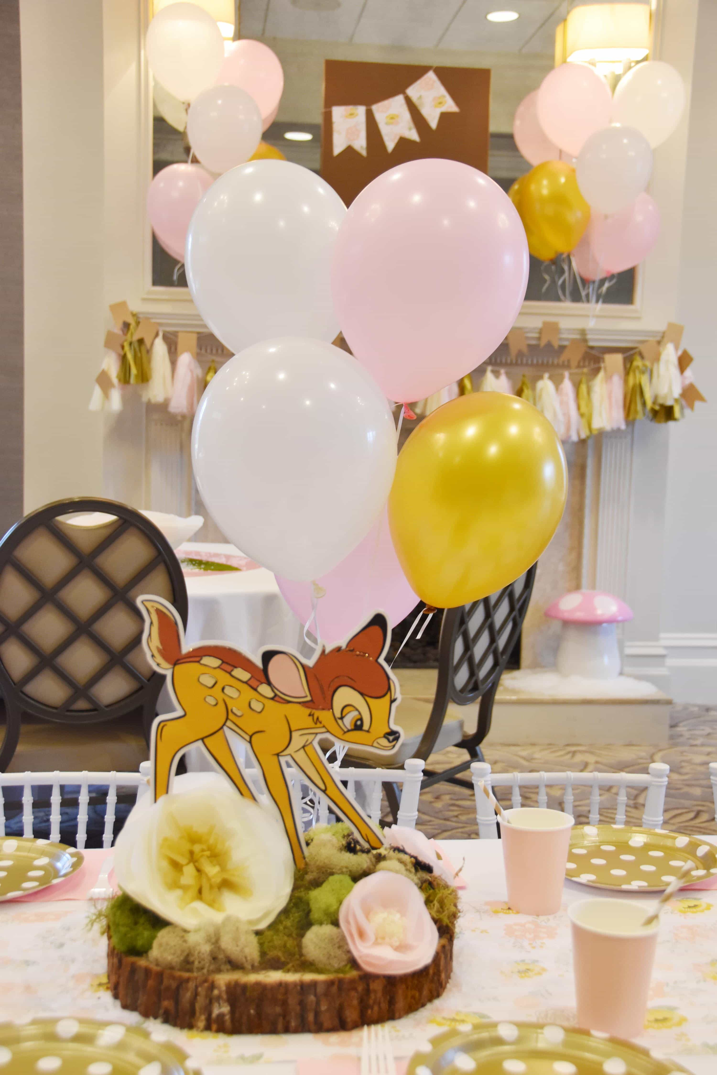 Bambi S Woodland Wonderland Party Dixie Delights
