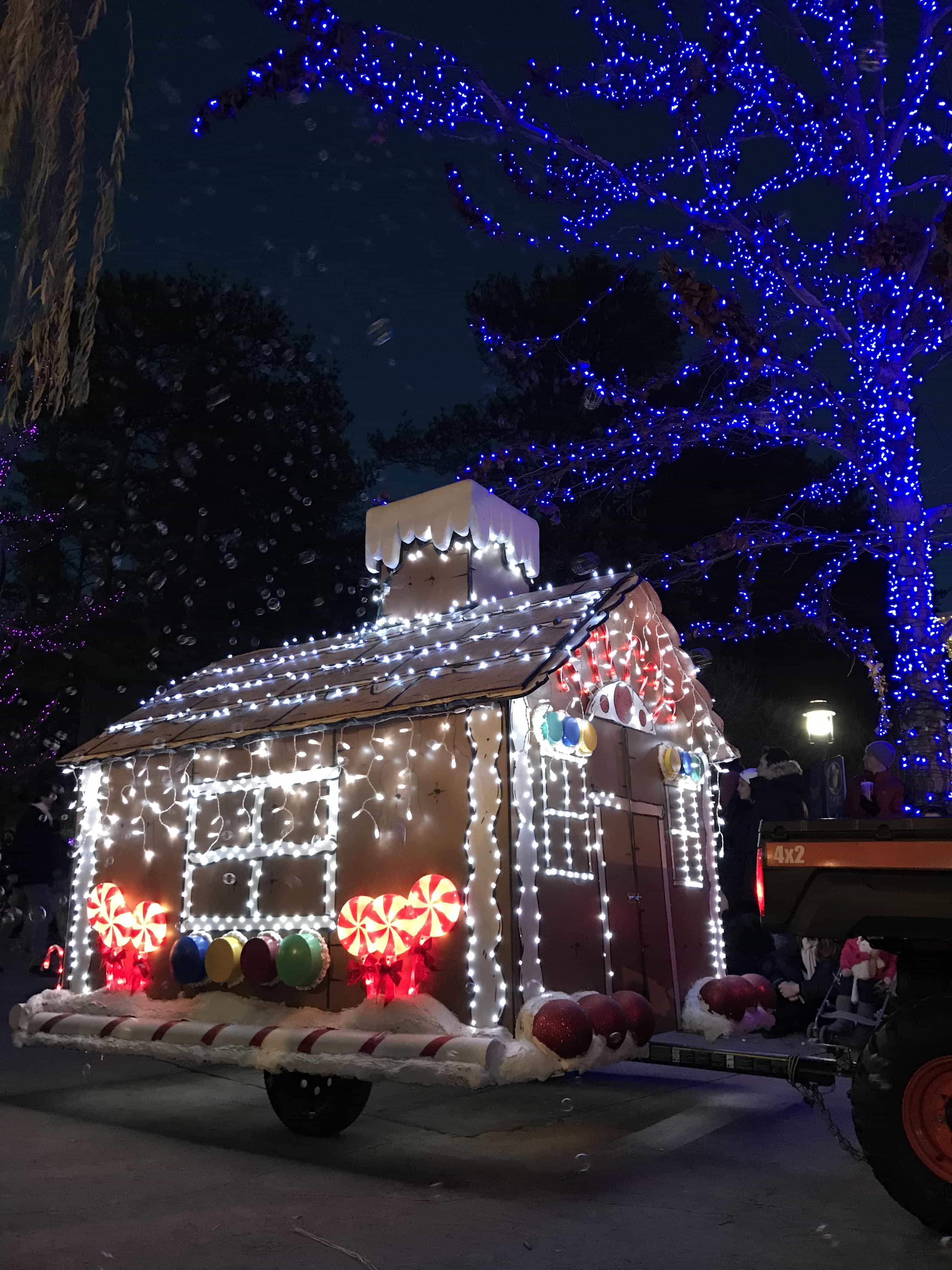 Mountain Christmas.Around Atlanta Dixie Delights