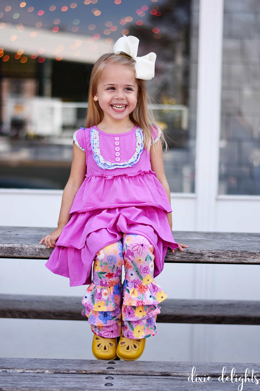 8011b79ecfd2 CeeCee Style {Ice Cream Date in Matilda Jane} – Dixie Delights