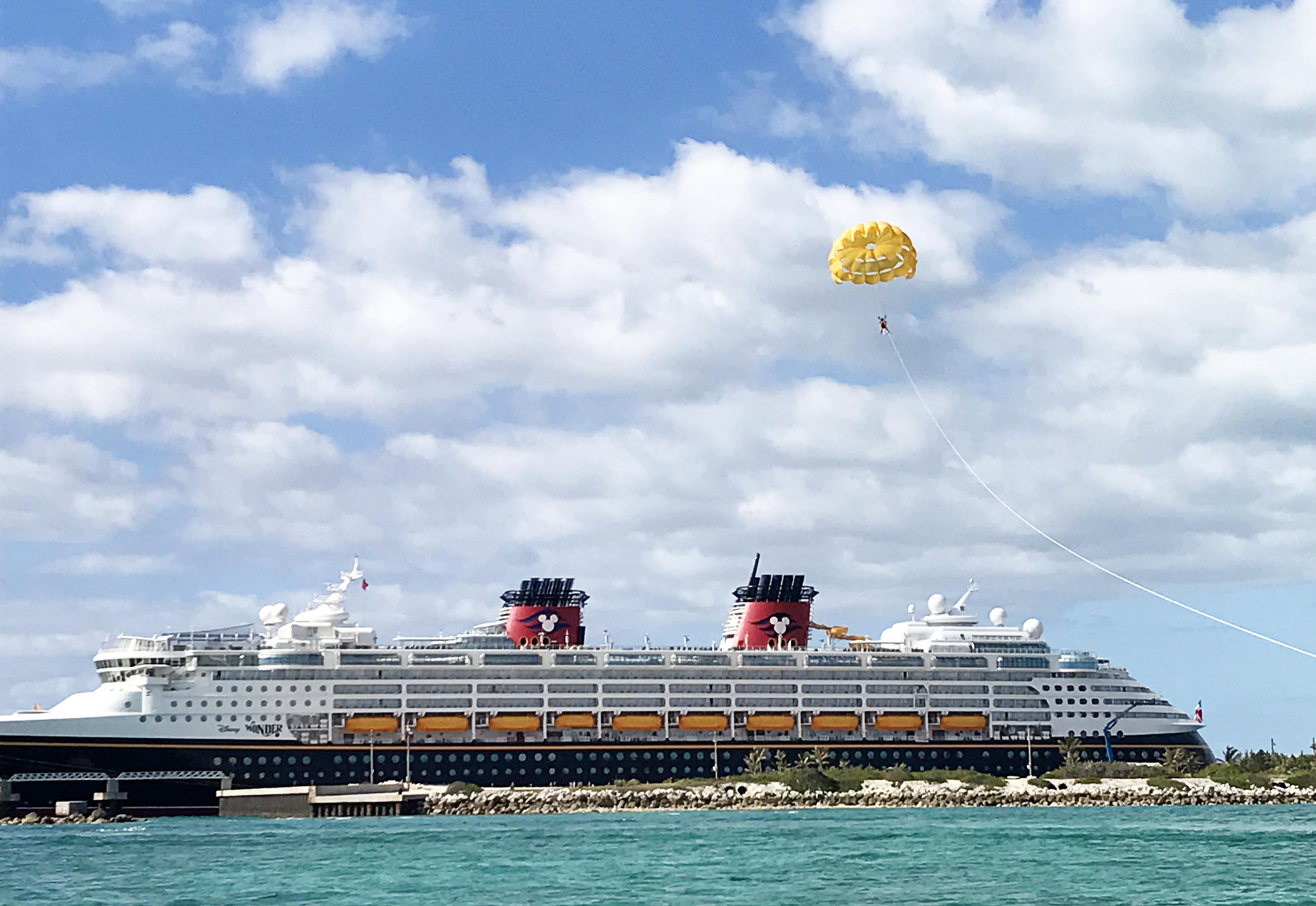 Disney Ships | Disney Cruise Line® |Castaway Cay Disney Cruise Line