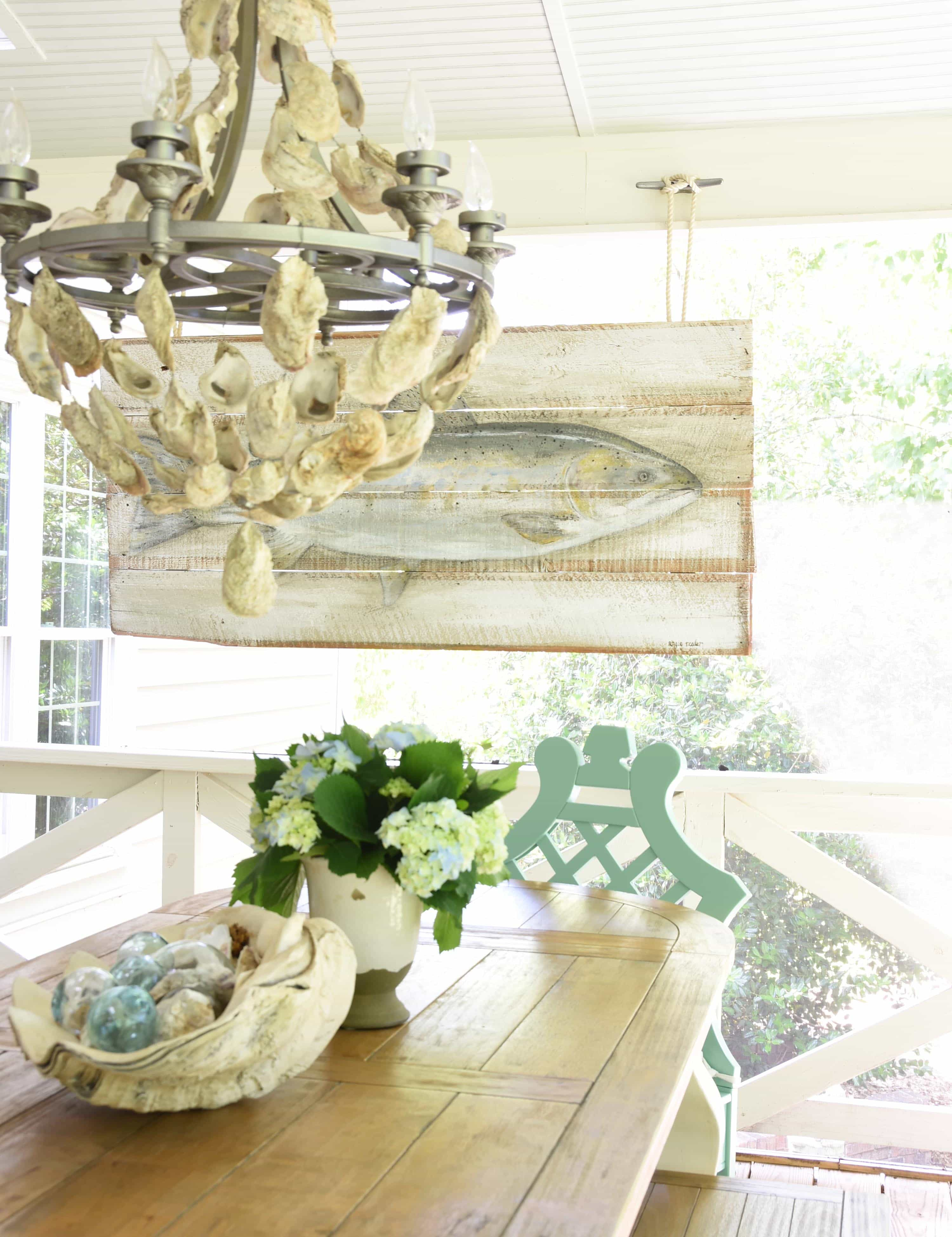 The Delightful Home {Southern Screened Porch} – Dixie Delights