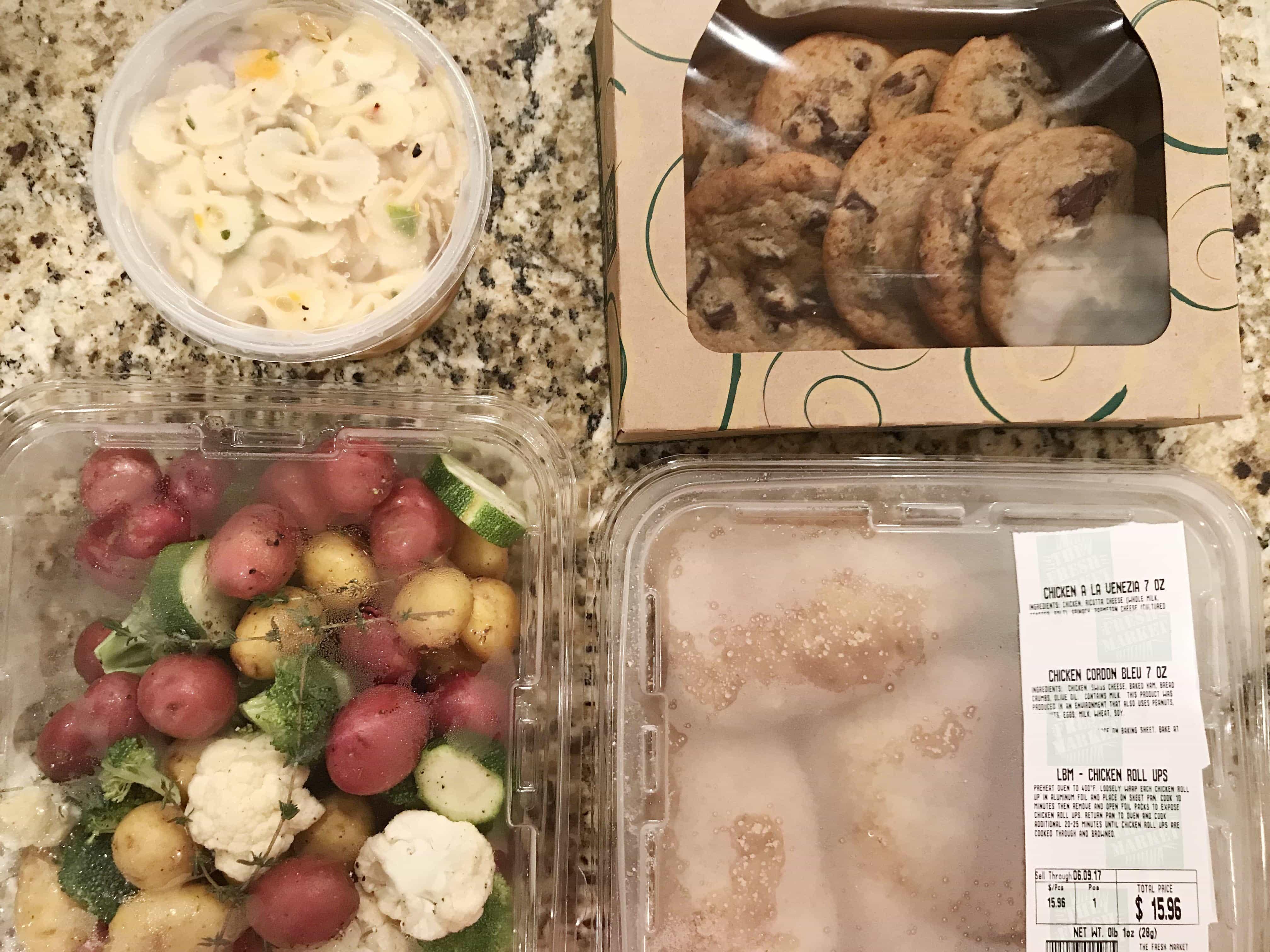 The Fresh Market Deals Little Big Meals Dixie Delights