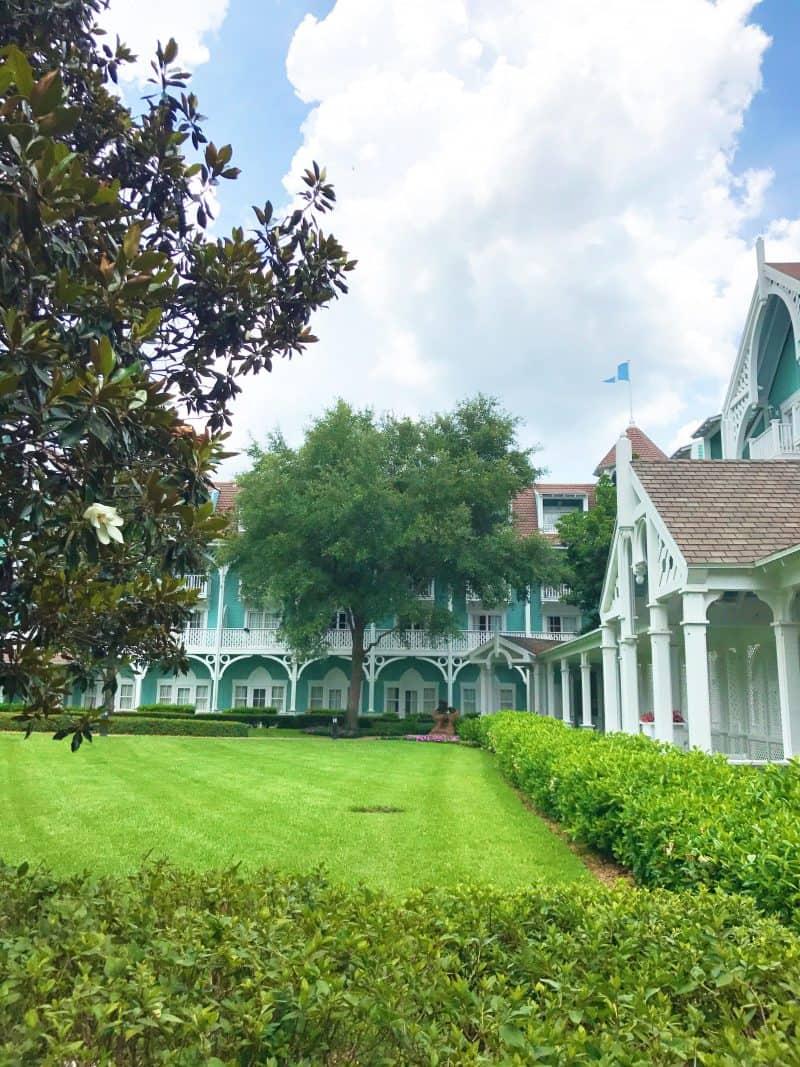 Magical Monday Disney S Beach Club Resort Villas Dixie Delights