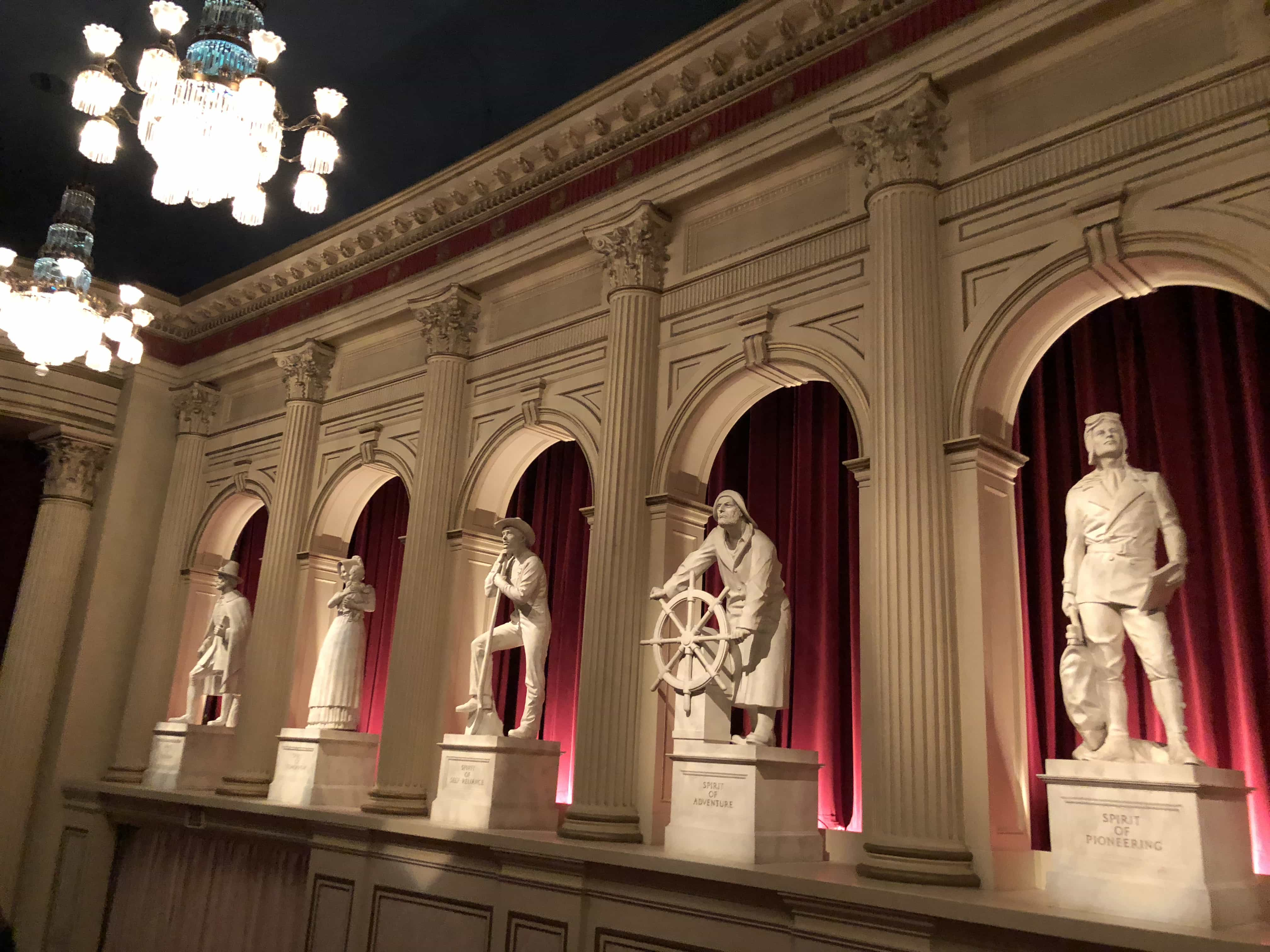 The American Adventure At Epcot Dixie Delights