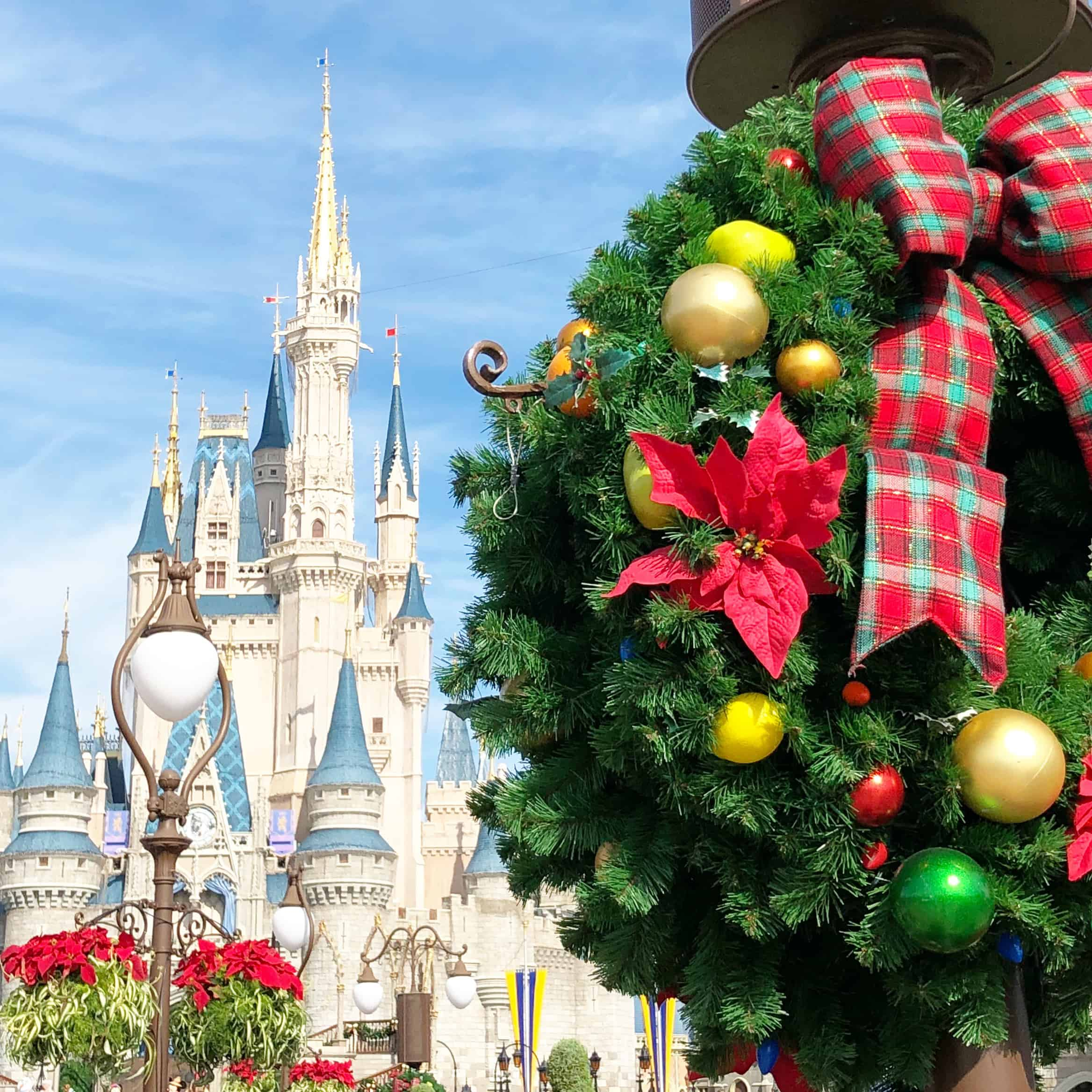 christmas decorations in addition to all of the tiny details that you can easily overlook on any given day read the windows look at the displays - Disney World Christmas Decorations 2017