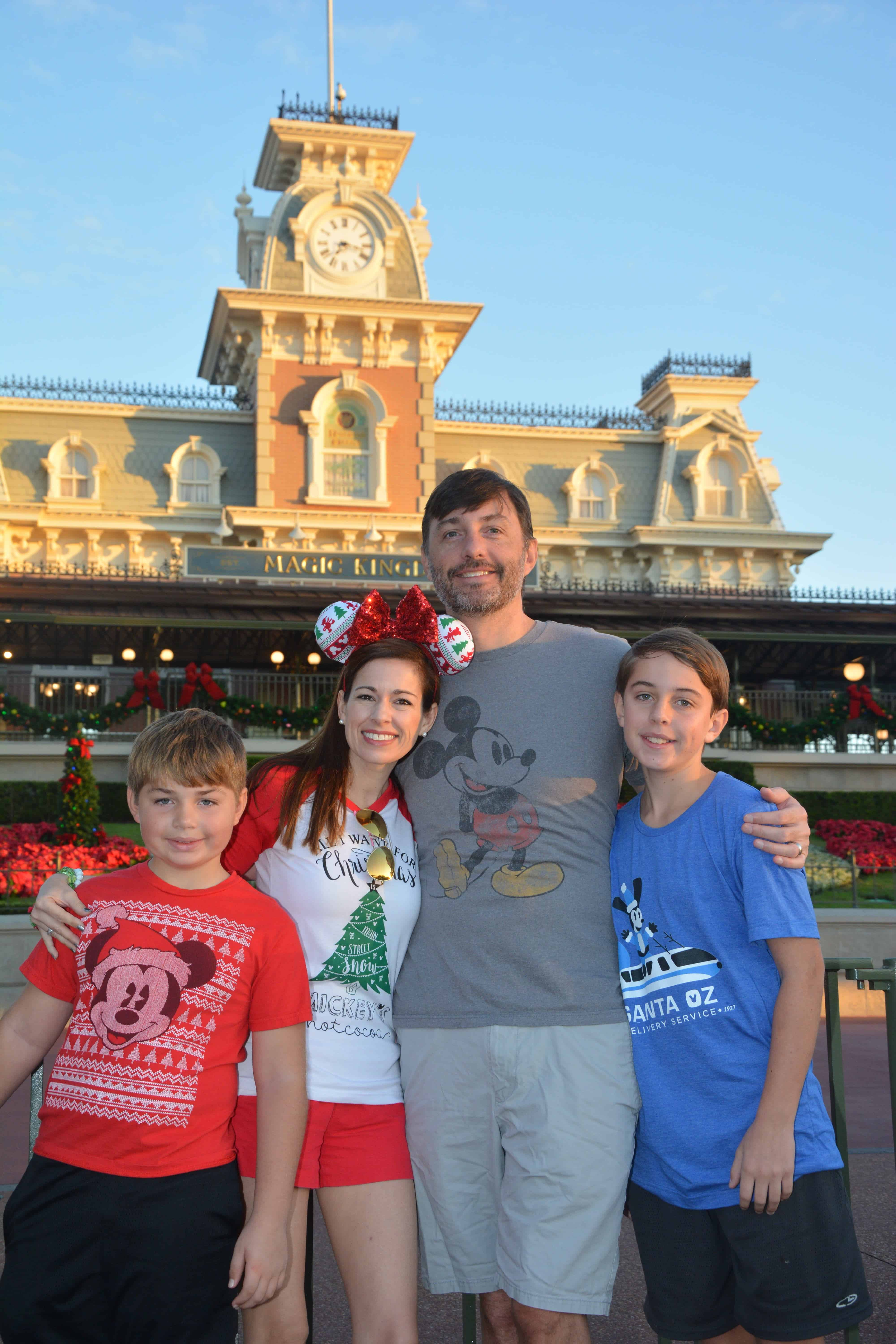 here my top six christmas must dos in magic kingdom - Mickeys Merry Christmas Party