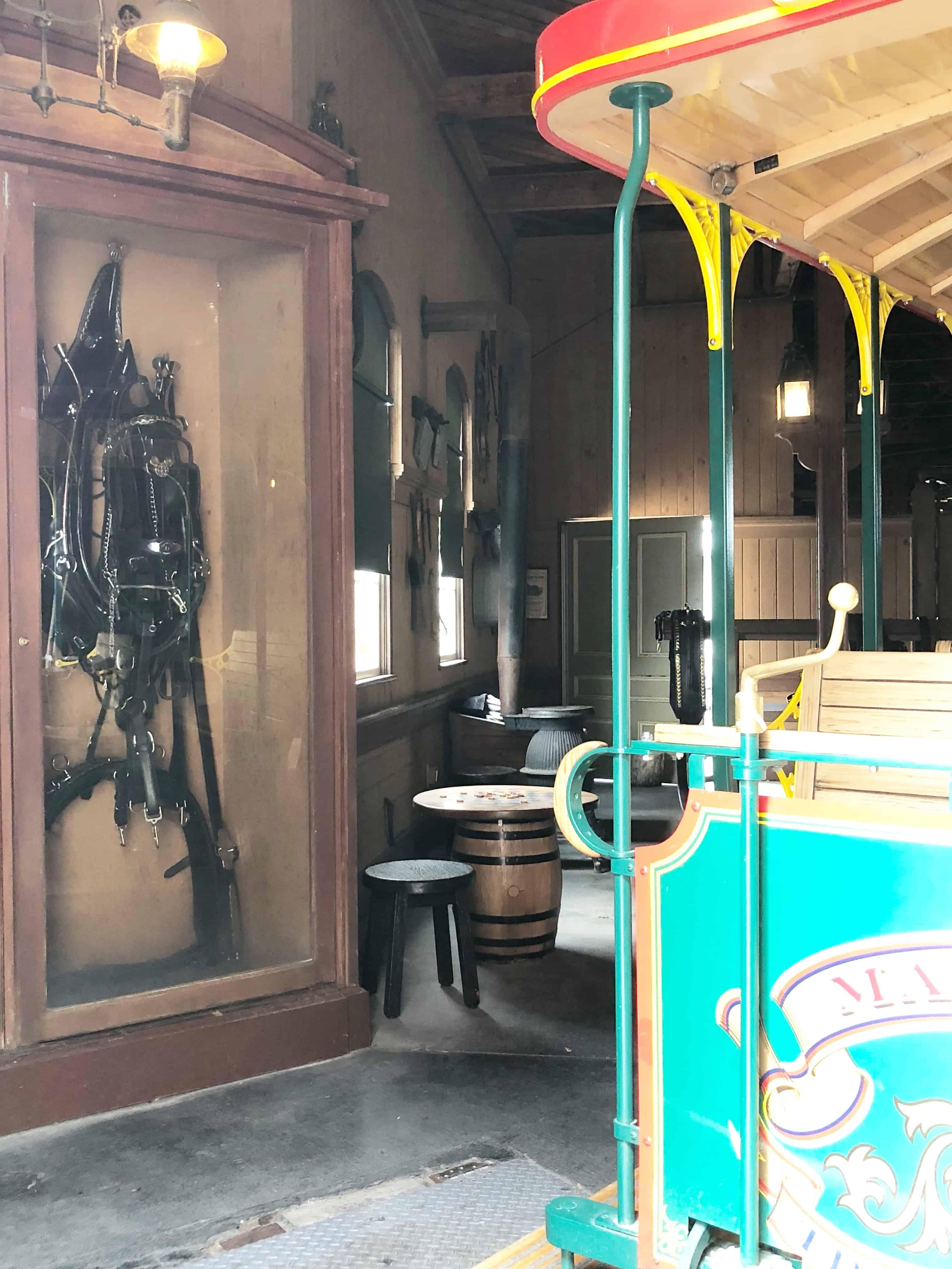 Magic Kingdom S Harmony Barber Shop Dixie Delights