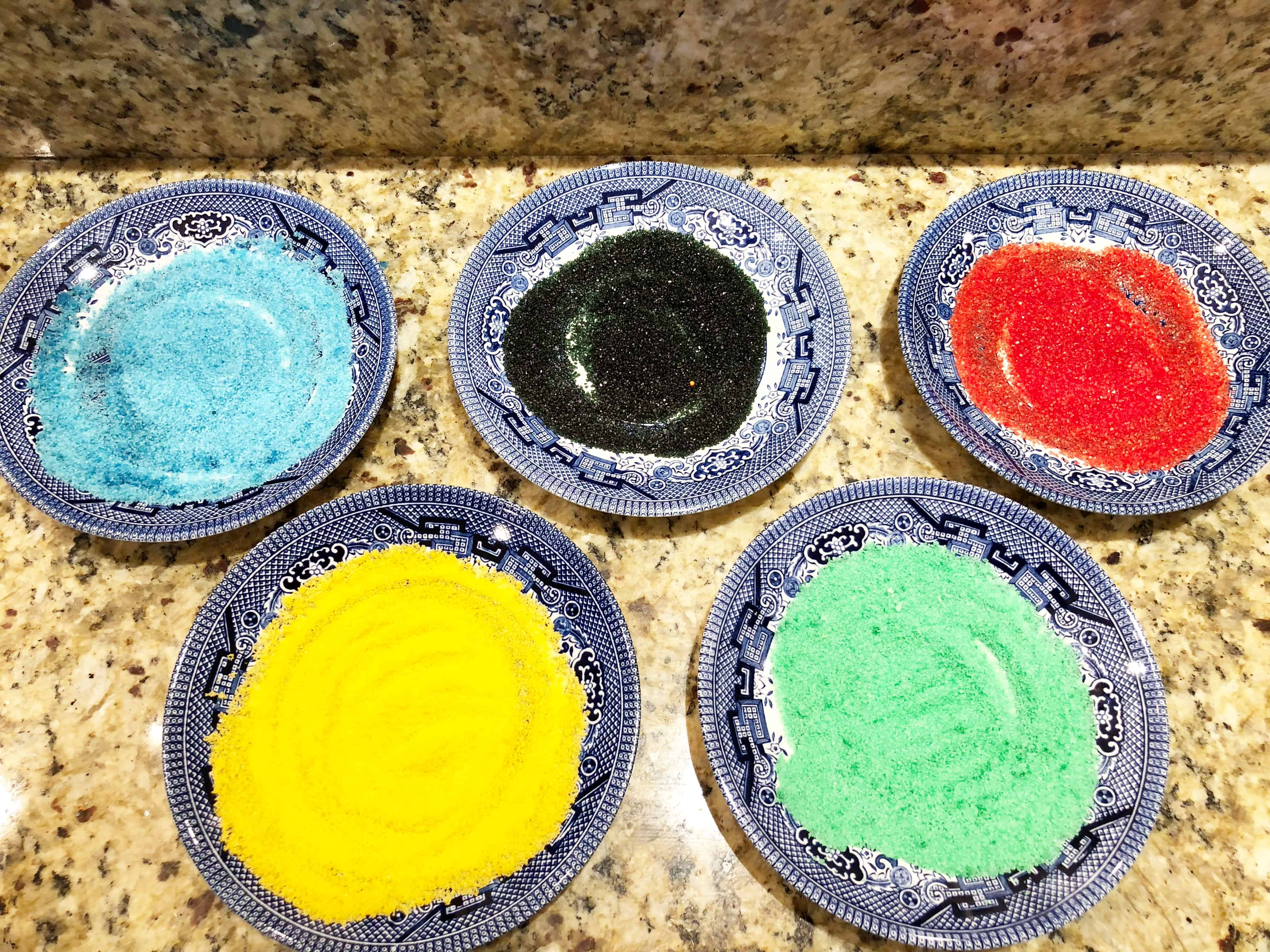 Olympic winter games kick off how to make colored sugar rim now i have a huge tip on how to sugar the rims of glasses if youve ever tried to do this with water lemon or a lime wedges you will know biocorpaavc Images