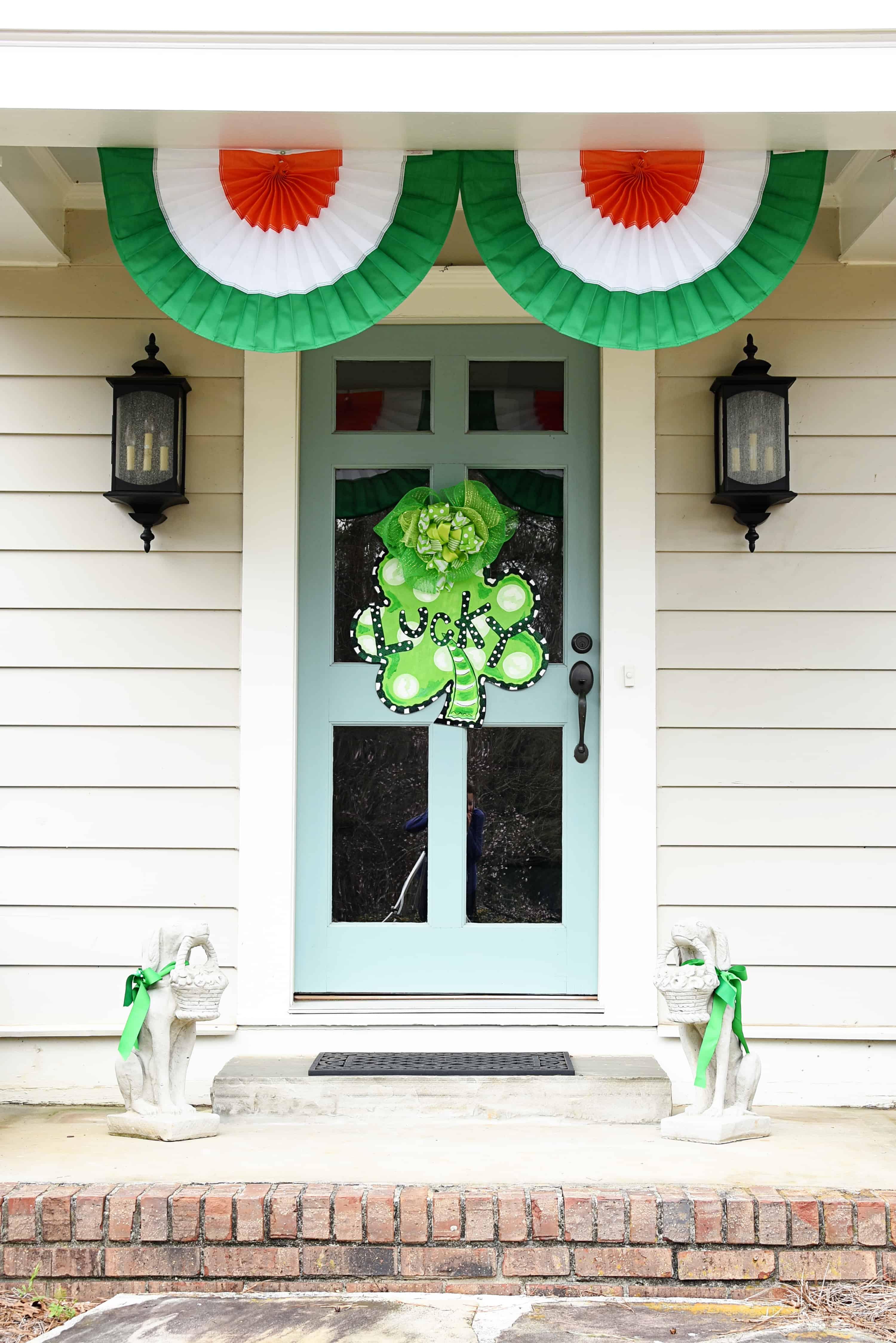 St Patrick S Day Door Hangers Dixie Delights