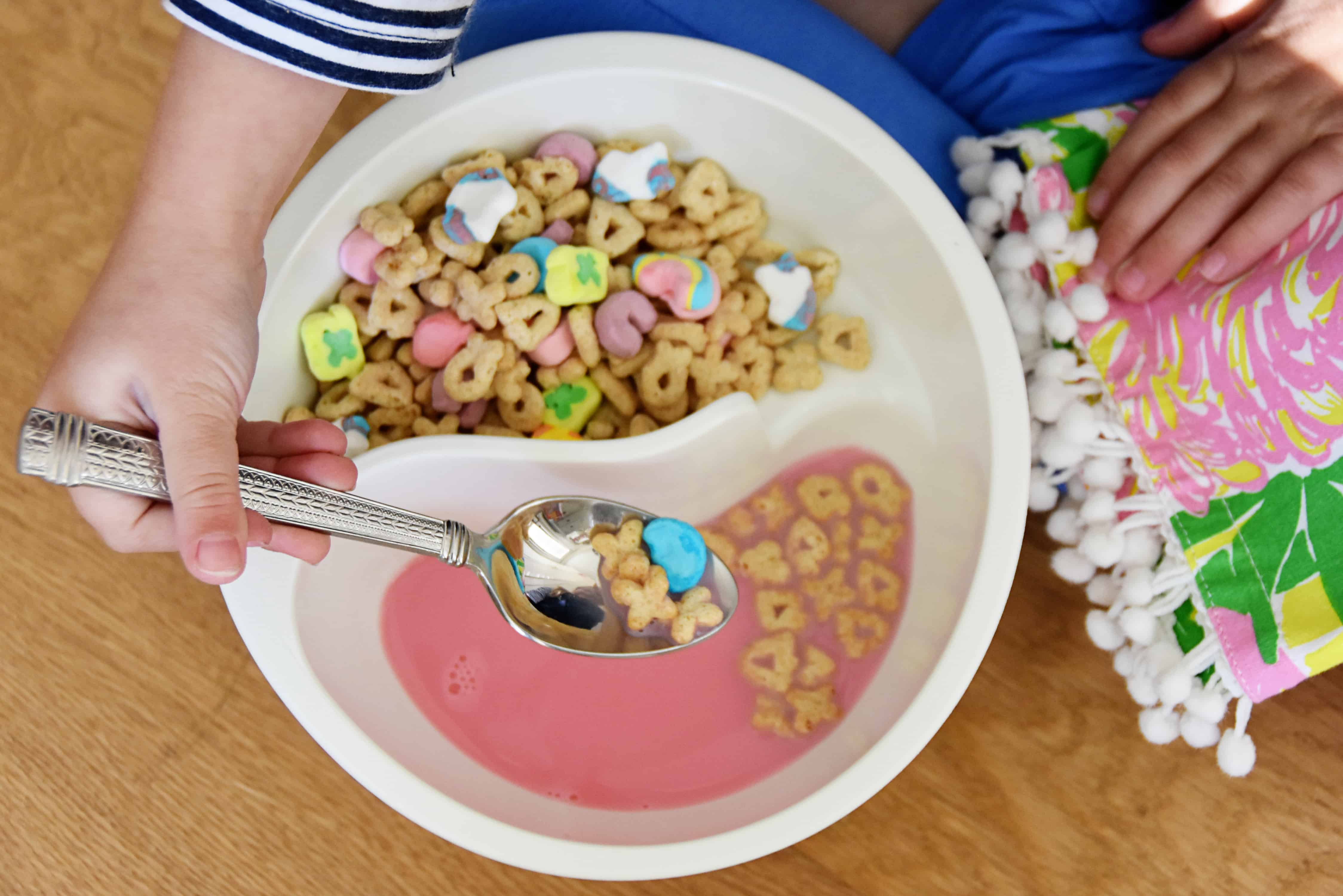 National cereal day magical unicorn lucky charms dixie delights and ccuart Gallery
