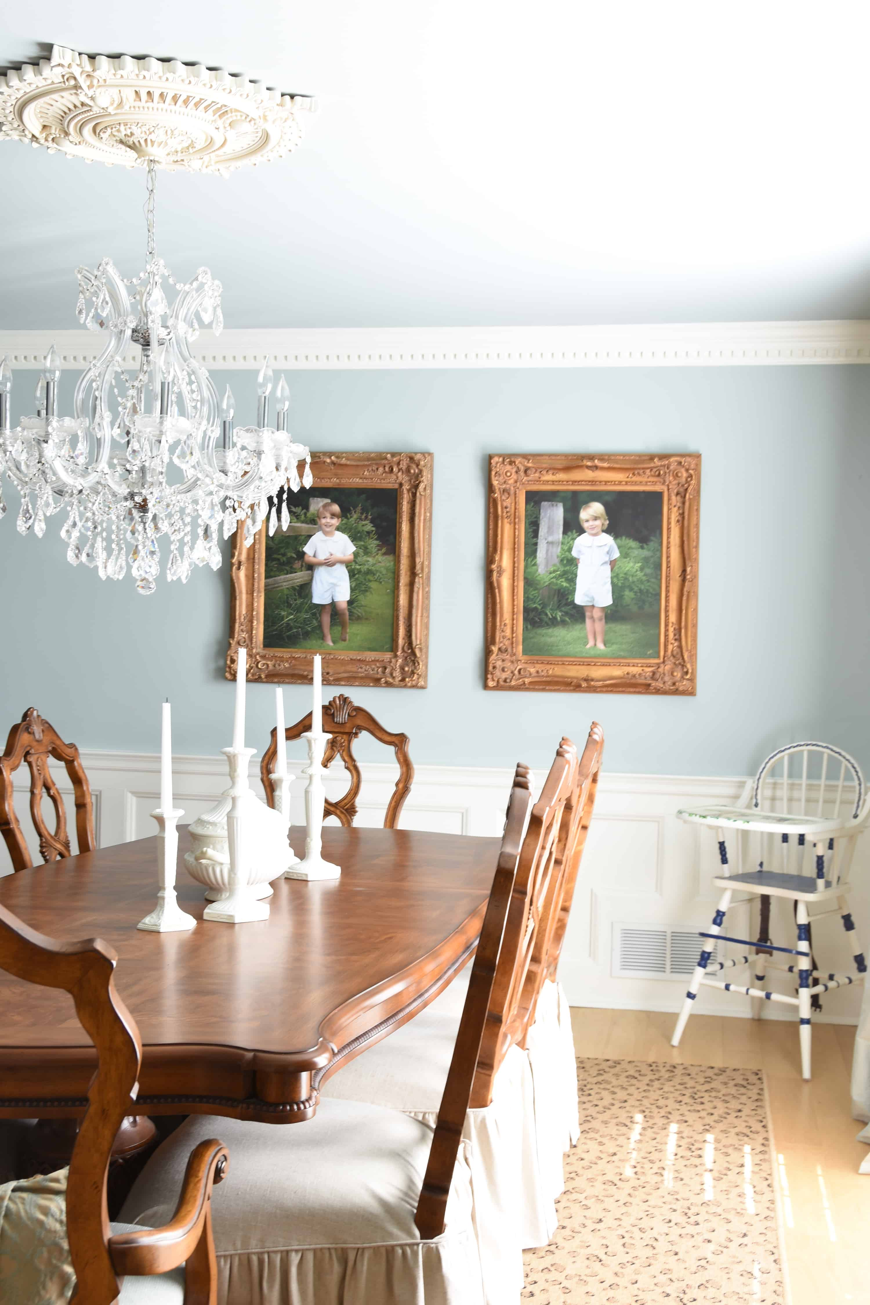 The Delightful Home {Dining Room} – Dixie Delights