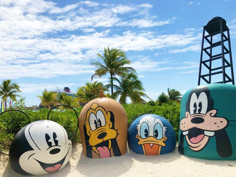 Disney Cruise Line Castaway Cay Getaway Package Dixie