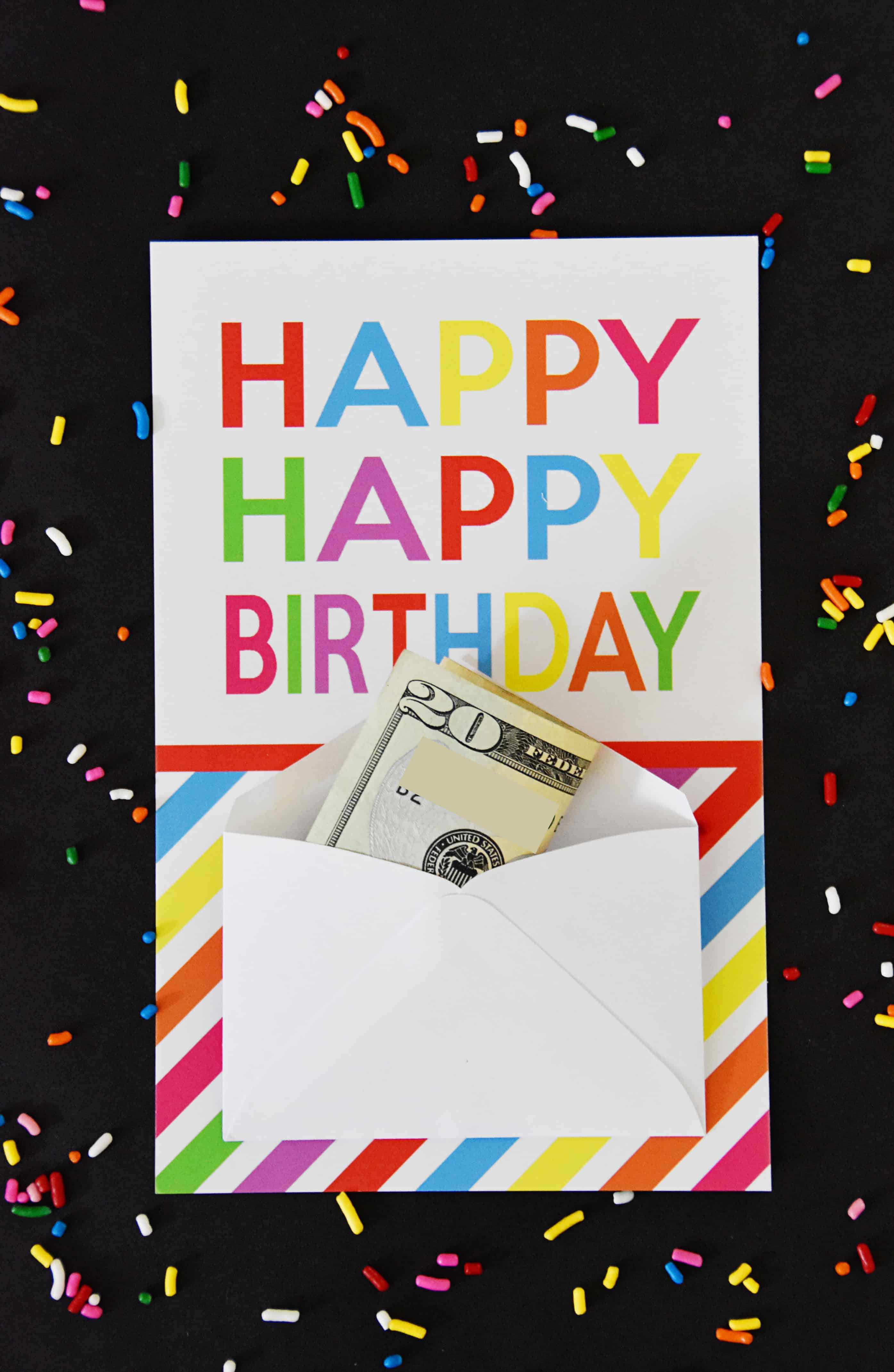 Dixie delights shop spring opening new birthday cards birthday it is the perfect size for a gift card or few bills it also includes the white outer envelope these are not available personalized bookmarktalkfo Choice Image