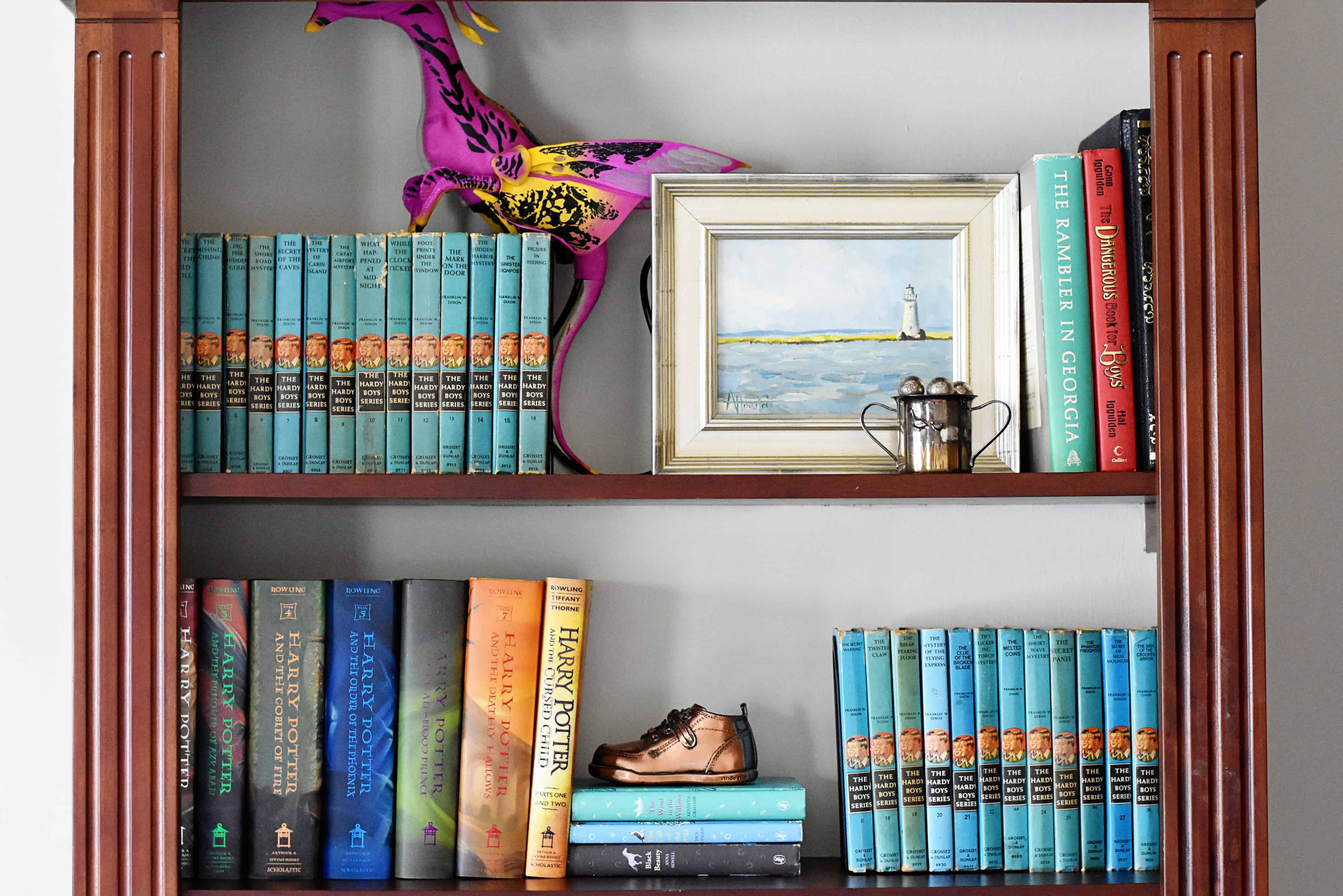 hayneedle kidkraftracecarbookshelf bookshelf product kidkraft master racecar bookcase bookcases boys cfm