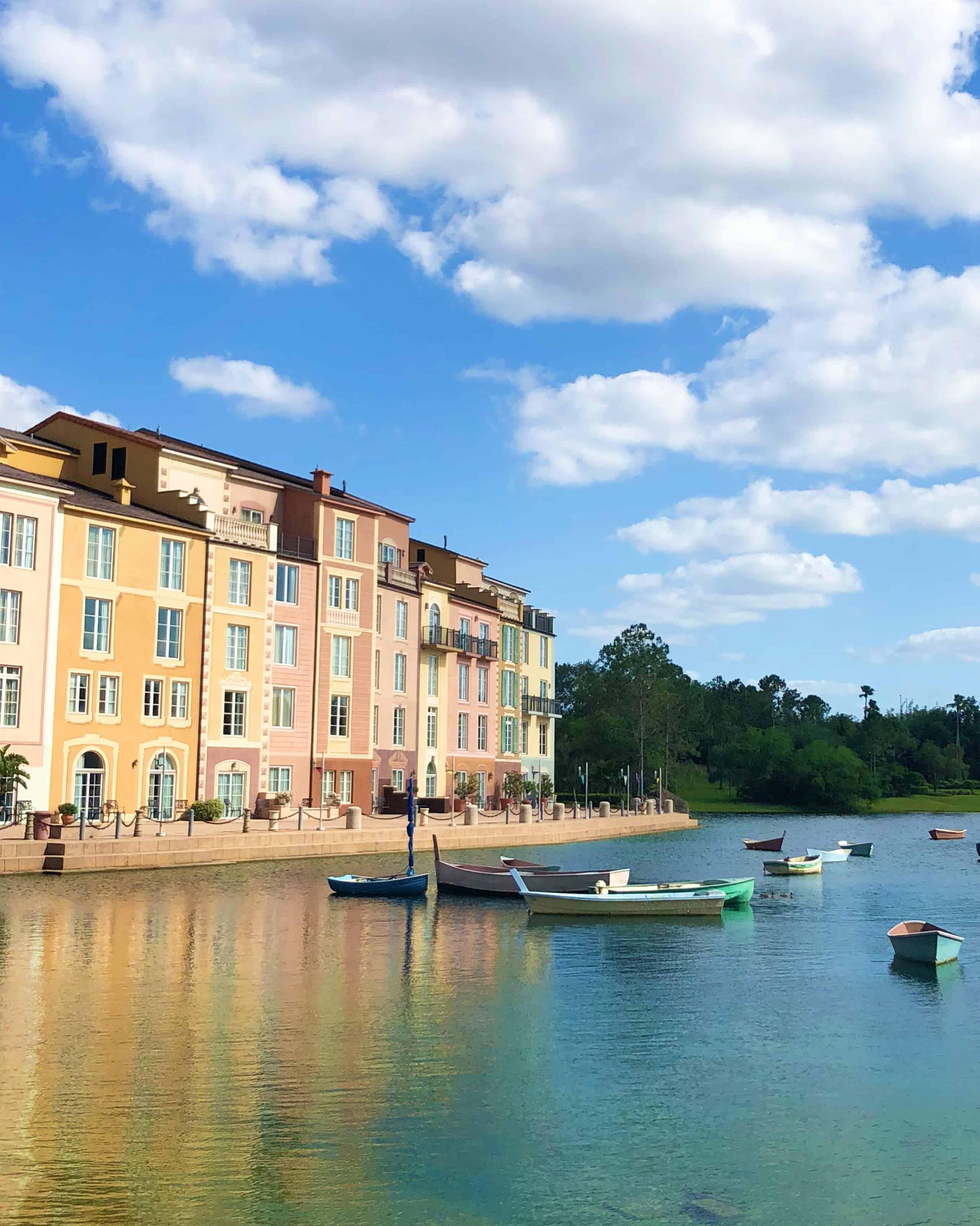 Universal Orlando {Lowes Portofino Bay Resort} – Dixie Delights