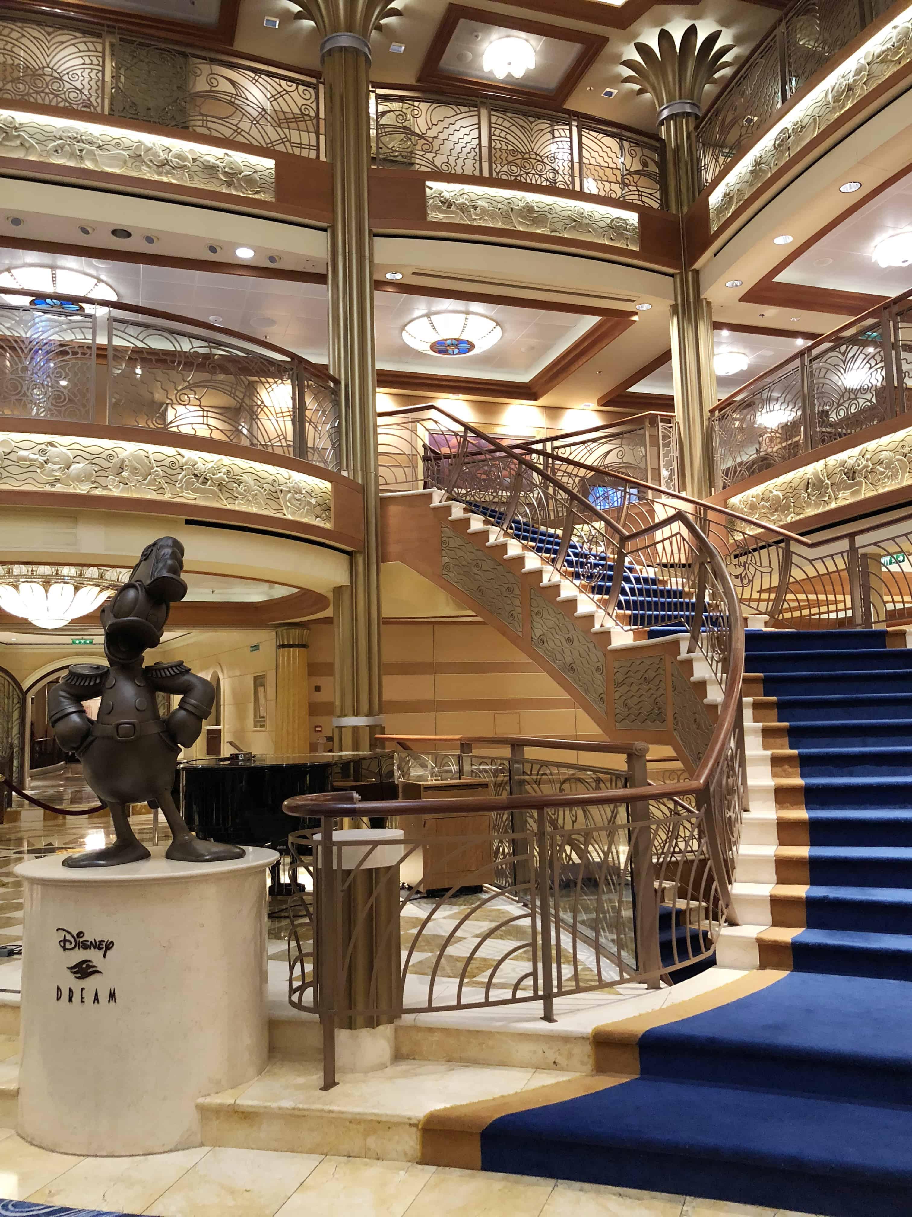 Inside The Disney Dream: Disney Cruise Line {Our Multigenerational Dream Cruise