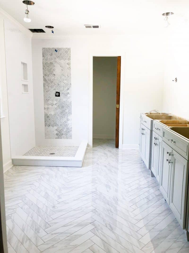Master Bathroom {Tub & Filler} – Dixie Delights