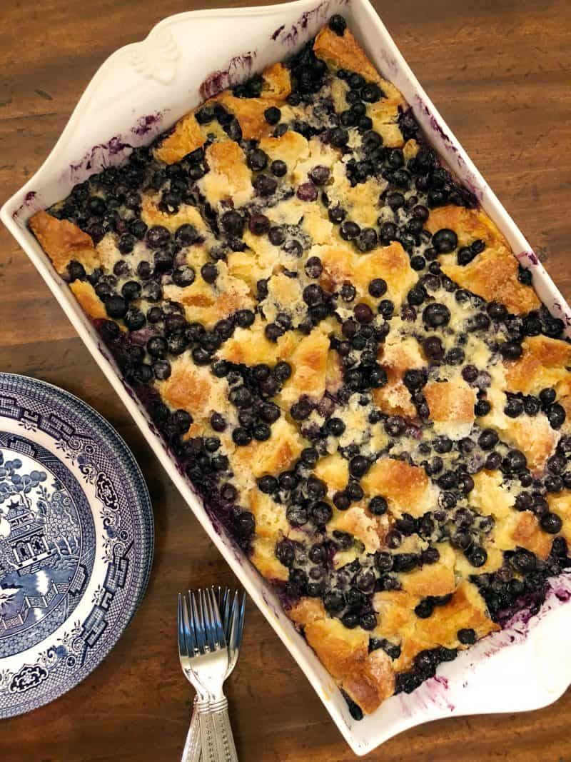 Make This Not That Blueberry Desserts Dixie Delights