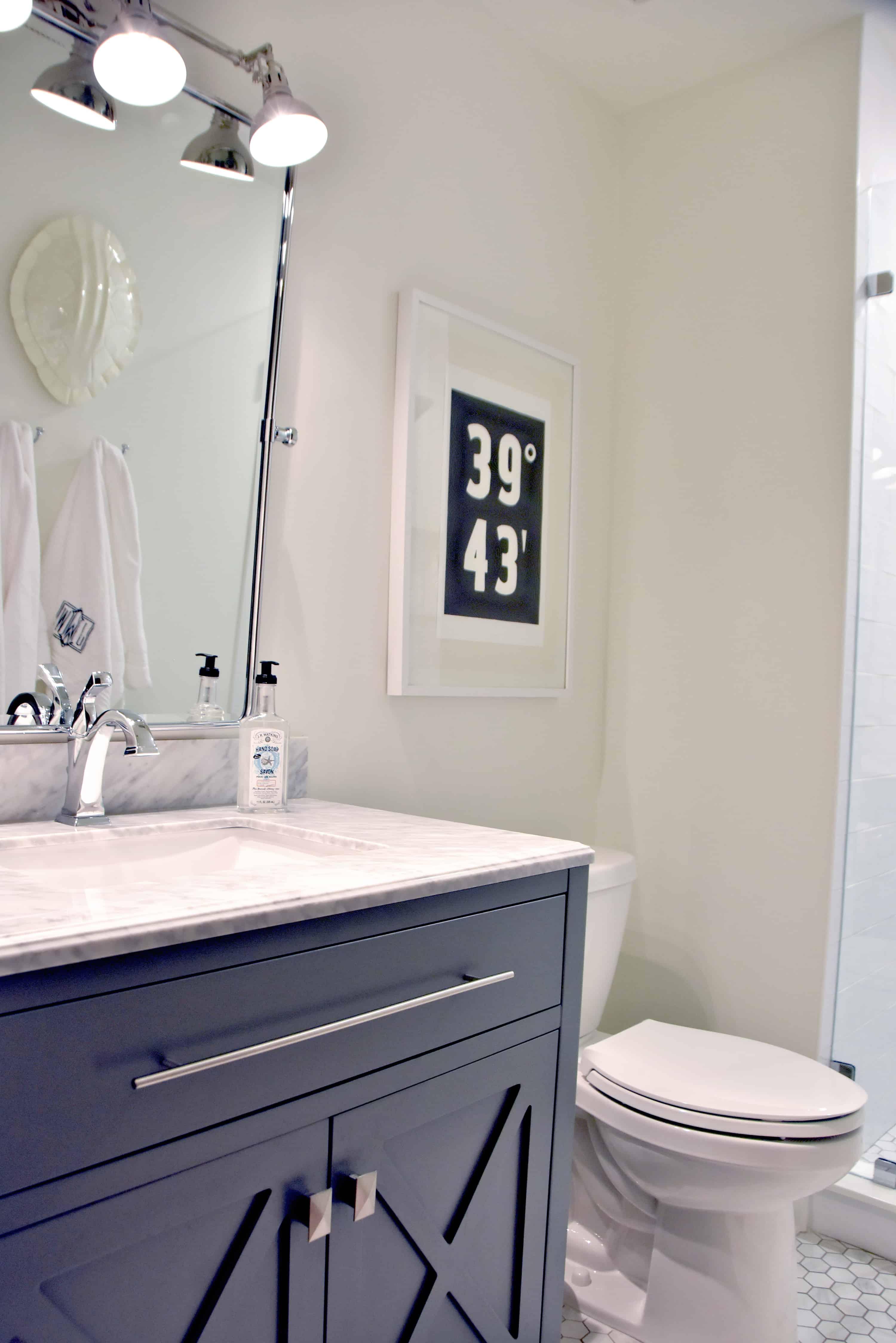 The Delightful Home Boys Bathroom Dixie Delights
