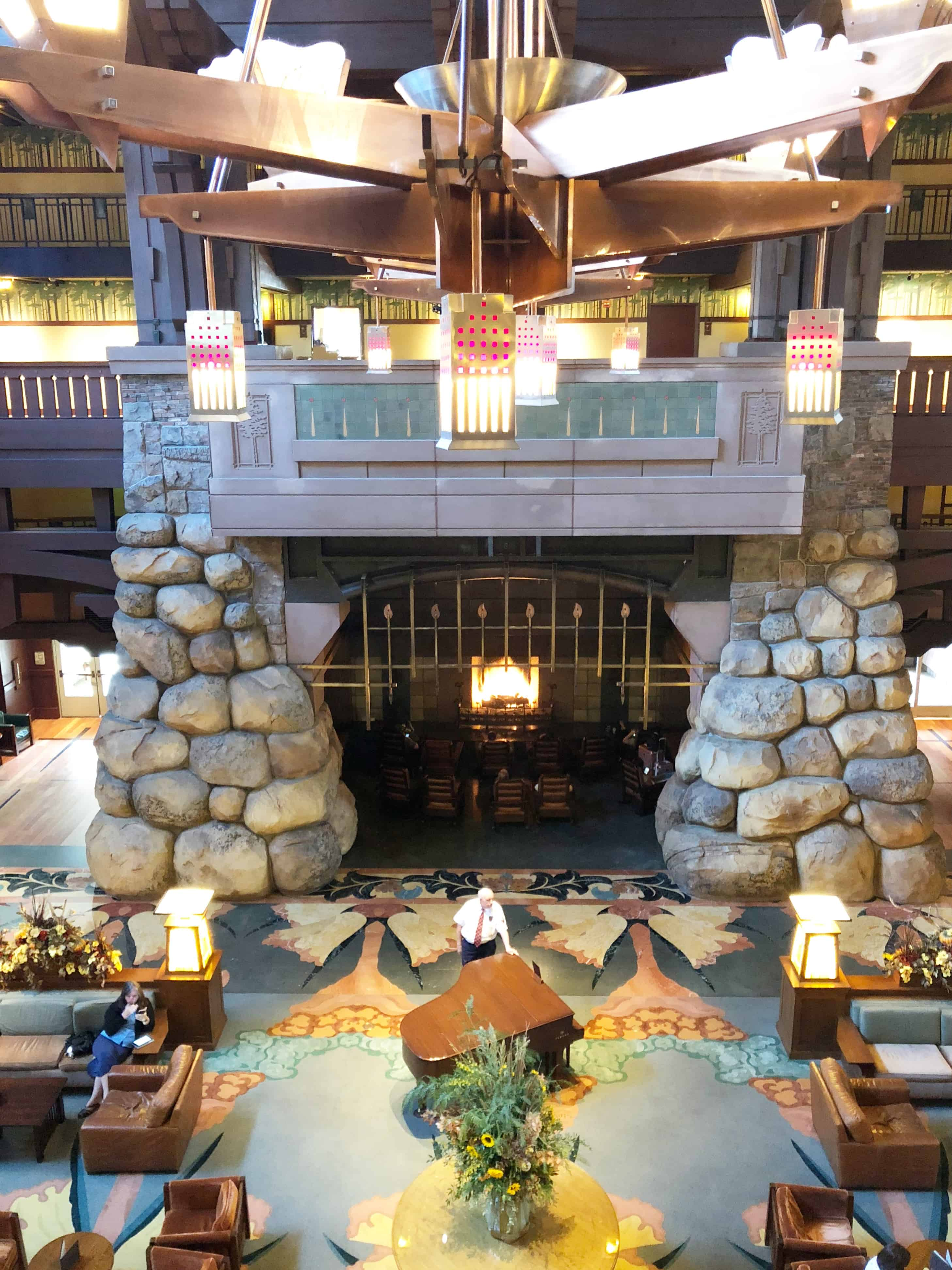 Disney S Grand Californian Hotel Amp Spa 2020 Disneyland